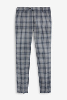 Next Check Suit: Trousers-Super Skinny Fit - 272648