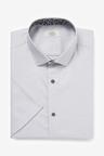 Next Short Sleeve Trim Detail Shirt