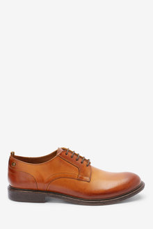 Next Leather Derby Shoes - 272825