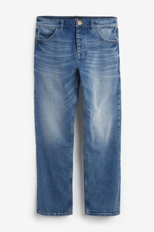 Next Jeans With Stretch-Straight Fit - 272860