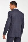 Next Check Regular Fit Suit-Jacket