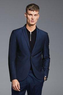 Next Textured Suit: Waistcoat - 272875