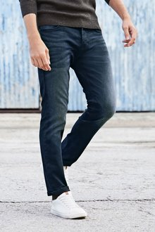 Next Jeans With Stretch-Straight Fit - 272917