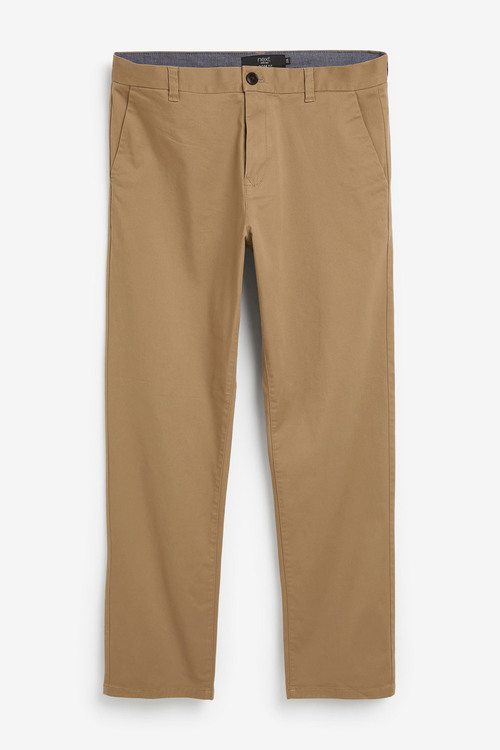 Next Stretch Chinos-Loose Fit