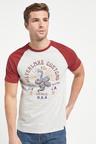 Next Graphic Raglan T-Shirt-Tall