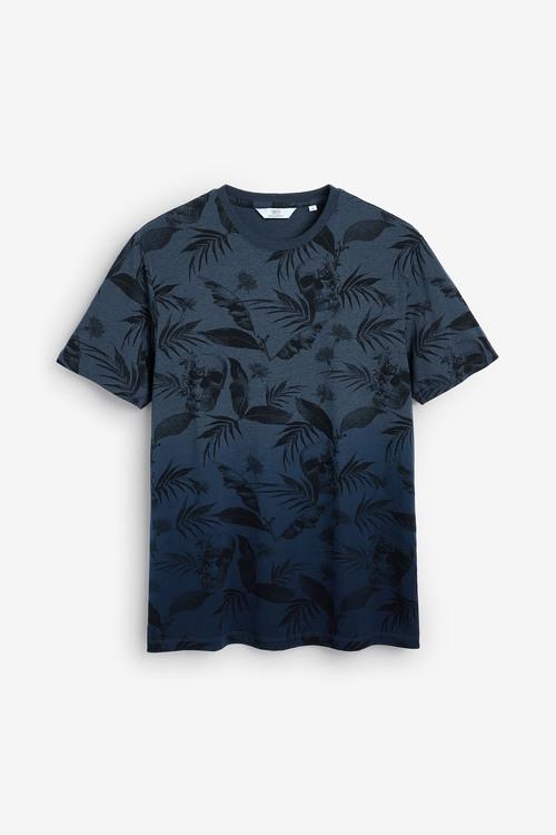 Next Dip Dye T-Shirt-Regular