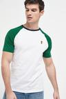 Next Colour Raglan T-Shirts Three Pack
