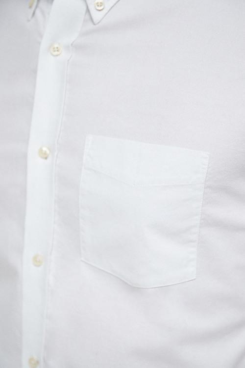 Next Long Sleeve Oxford Shirt-Tall
