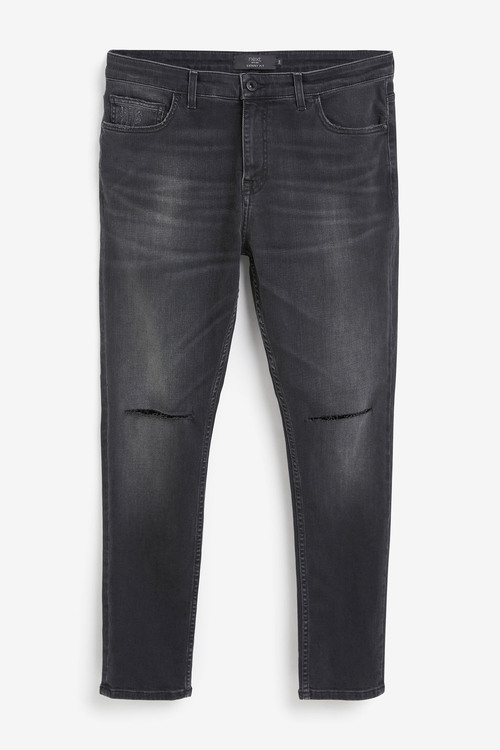Next Ripped Jeans With Stretch