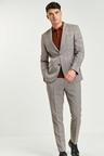 Next Check Slim Fit Suit-Jacket