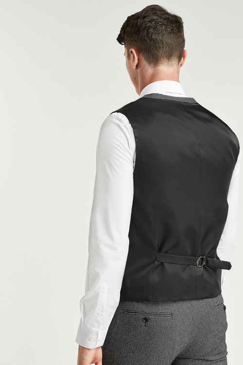 Next Double Breasted Waistcoat