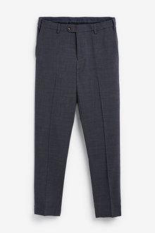 Next Signature Motionflex Suit: Trousers-Slim Fit - 273519