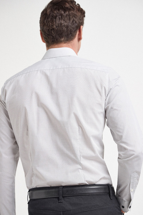 Next Dash Print Shirt