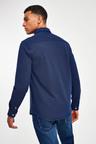 Next Long Sleeve Pique Shirt