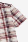 Next Short Sleeve Madras Check Shirt