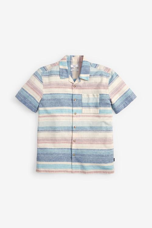 Next Horizontal Stripe Shirt
