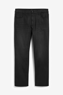 Next Jeans With Stretch-Straight Fit - 273645