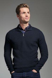 Next Mock Shirt Jumper - 273677