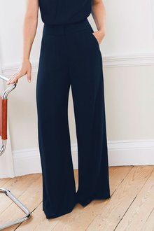 Next Emma Willis Wide Leg Trousers-Regular - 273683
