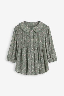 Next Pretty Collar Blouse-Tall - 273863