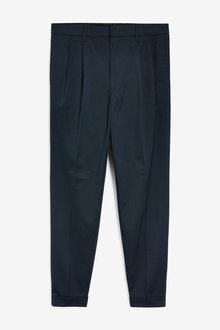 Next Twin Pleat Trousers - 273898