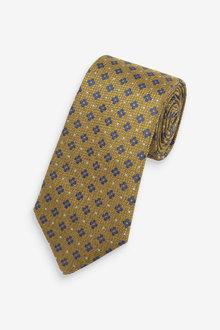 Next Signature 'Made In Italy' Geometric Tie - 273929