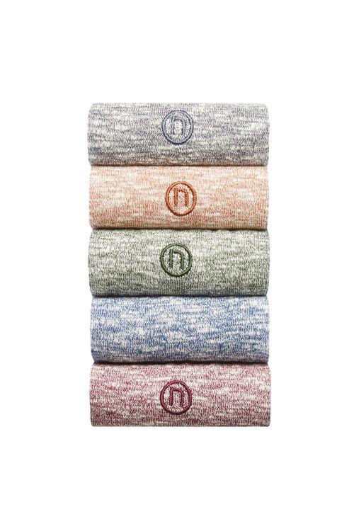 Next Colour Socks Five Pack