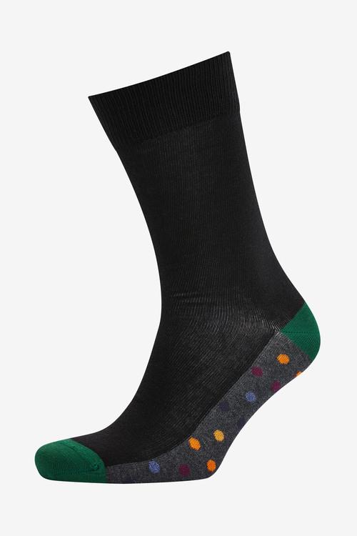 Next Footbed Socks Five Pack