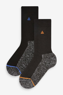 Next Cushioned Boot Socks Two Pack - 274107