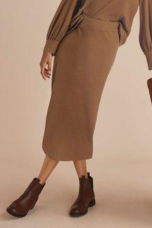 Next Rib Skirt - 274207