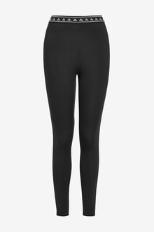 Next Logo Technical Leggings - 274271