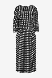 Next A-Line Midi Dress-Tall - 274378
