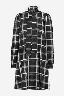 Next Tie Neck Dress-Tall - 274392
