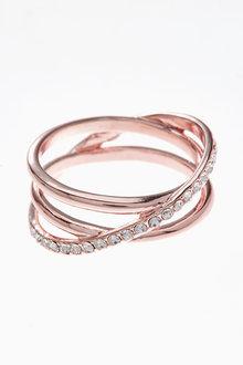 Next Ellipsis Pavu Ring - 275183