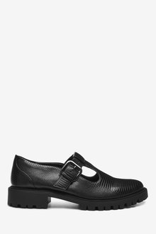 Next Chunky Sole T-Bar Shoes - 275355