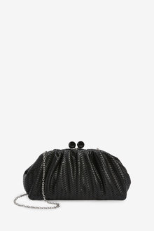 Next Frame Slouchy Clutch Bag - 275456