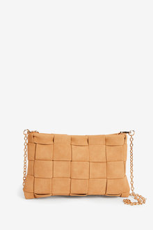 Next Weave Clutch Bag - 275459