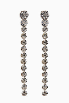 Next Crystal Drop Earrings - 275480