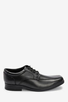 Next Leather Lace-Up Shoes (Older)-Standard Fit (F) - 275588