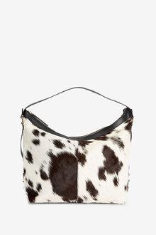 Next Leather Suede Shoulder Bag - 275911