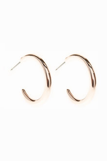 Next Organic Hoop Earrings - 275931