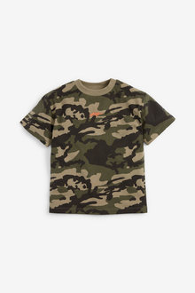 Next Camouflage T-Shirt (3-16yrs) - 276055