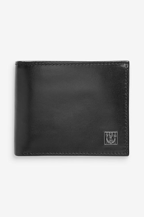 Next Extra Capacity Logo Wallet