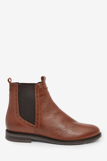 Next Signature Chelsea Boots-Wide Fit - 276220