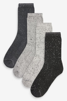 Next Neppy Cushioned Sole Ankle Socks Four Pack - 276251