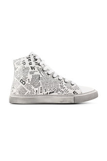 Bueno Suze Leather Sneakers - 276267