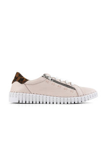 Bueno Olivia Leather Sneakers - 276268