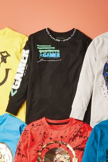 Next Gamer T-Shirt (3-16yrs) - 276311
