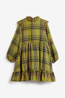 Next Check Dress (3-16yrs) - 276477