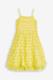Next Tulle Tiered Party Dress (3-16yrs) - 276481